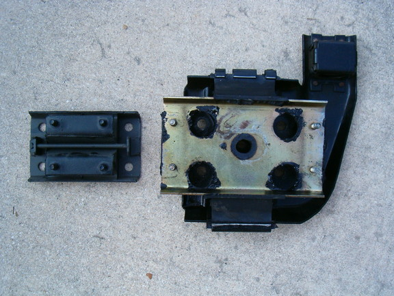 Ax15 Transmission Mount Bracket - Lovequilts