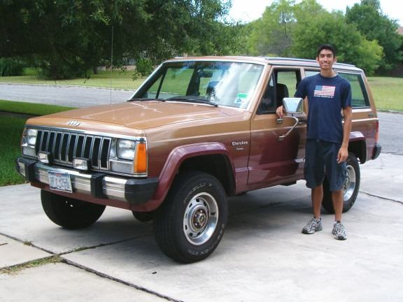 Jeep Before Ev Conversion After