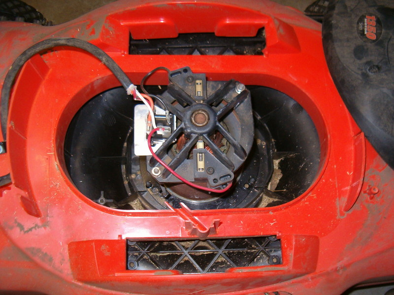 nick viera electric lawn mower wiring information large xl · electric lawn mower