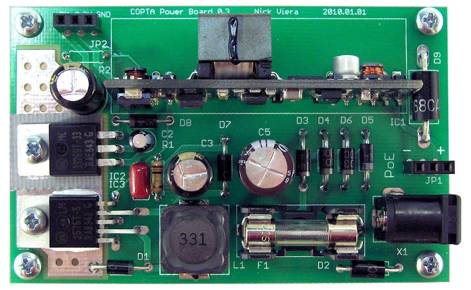 Power Supply Circuit Board Components Not Lossing Wiring Diagram 25 To 25v Regulated Electronic That Rh Nickviera Com Printed Testing